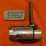 Canon HF100 HD Camcorder with Remote