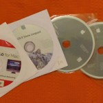 OS X and Parallels Install DVDs