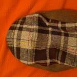 Newsie-style hat
