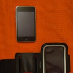 iPod Touch and armband