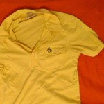 Yellow Penguin Polo