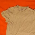 Tan Tshirt