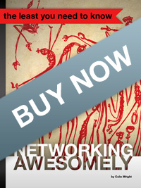 Buy Now button for Networking Awesomely Ebook