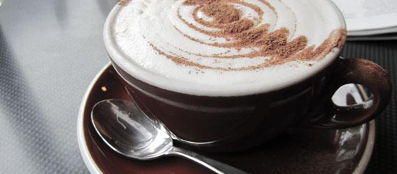 Delicious Chai Latte