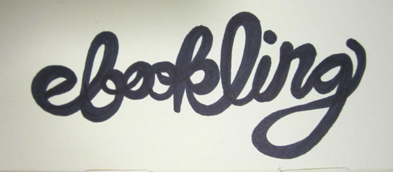 ebookling logo sketch