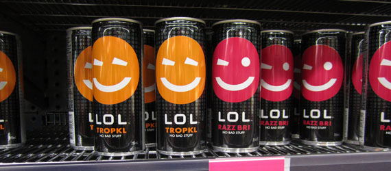 LOL energy drink