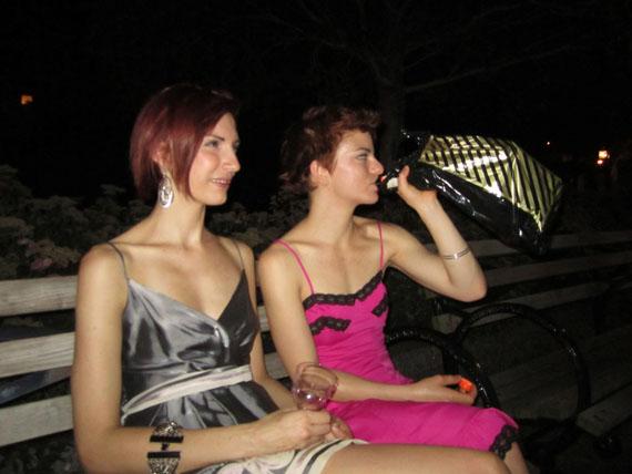 Kristin and Andi