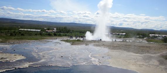 Icelandic Geyser